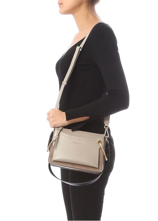Roy Small Vizon Kadın Deri Çanta