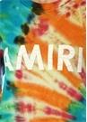 Batik Desenli Önü Logo Baskılı Sweatshirt