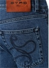 Mavi Normal Bel Boru Paça Jean Pantolon