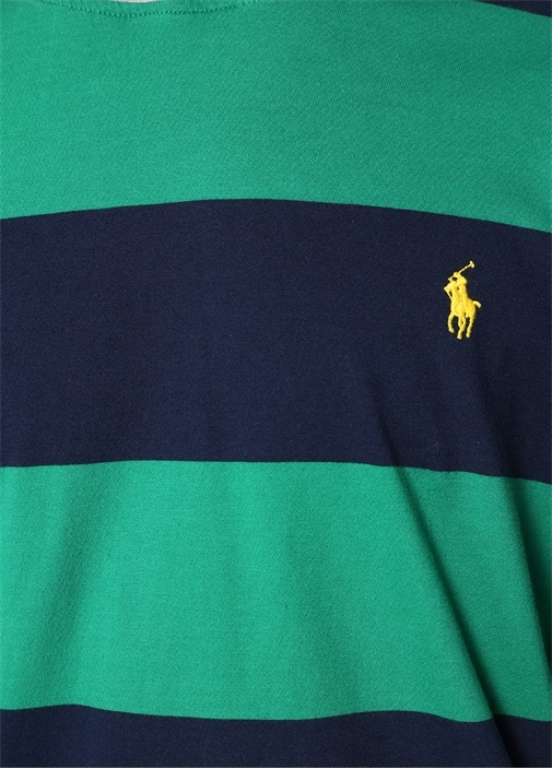 b39a4dd0fb64f Polo Ralph Lauren Yeşil ERKEK Yeşil Lacivert Kapüşonlu Çizgili ...
