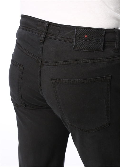 Antrasit Normal Bel Pantolon