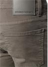 Bowery Standart Slim Fit Haki Pantolon