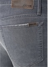 Kinetic Slim Fit Gri Jean Pantolon