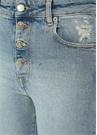 Gaety Yüksek Bel Dar Paça Jean Pantolon