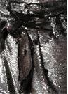 Mahont Silver Payet İşlemeli Mini Anvelop Etek