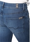 Slimmy Mavi Normal Bel Jean Pantolon