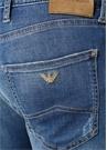 Extra Slim Fit Mavi Normal Bel Jean Pantolon