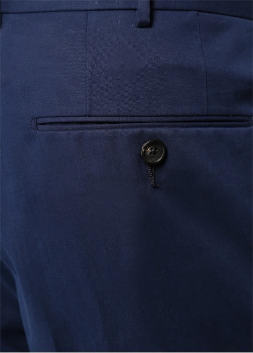 Regular Fit Drop 6 Lacivert Normal Bel Pantolon