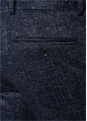 Lacivert Normal Bel Klasik Örme Pantolon