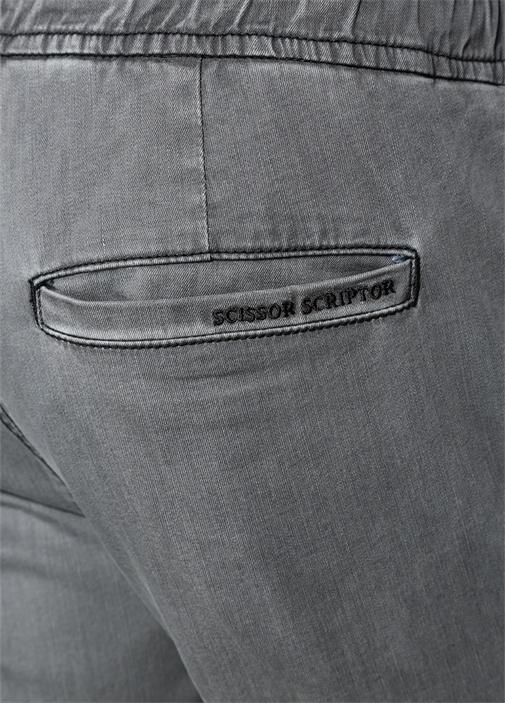 Antonio Gri Normal Bel Dar Paça Jean Pantolon