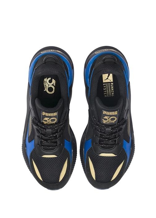 RS X Toys Hotwheels Boneshak Siyah Kadın Sneaker