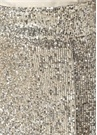Cairo Silver İşlemeli Midi Kalem Abiye Etek