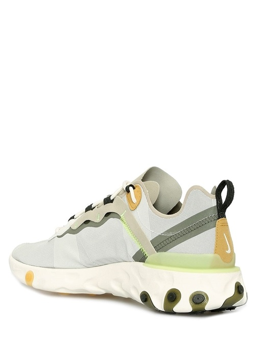React Element 55 Gri Erkek Sneaker
