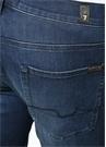 Regular Fit Lacivert Boru Paça Jean Pantolon