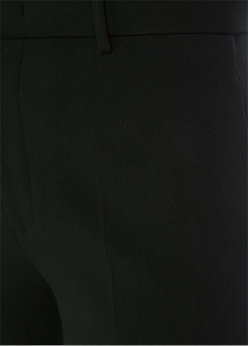 Coman Siyah Slim Fit Siyah Streç Pantolon