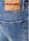 Mercury Mavi Kontrast Dikişli Jean Pantolon