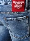Slim Fit Lacivert Logolu Jean Pantolon