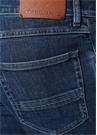 Drop 6 Lacivert Normal Bel Dar Paça Jean Pantolon