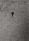 Drop 6 Gri Desenli Yün Pantolon