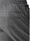 Slim Fit Gri Jogger Yün Pantolon