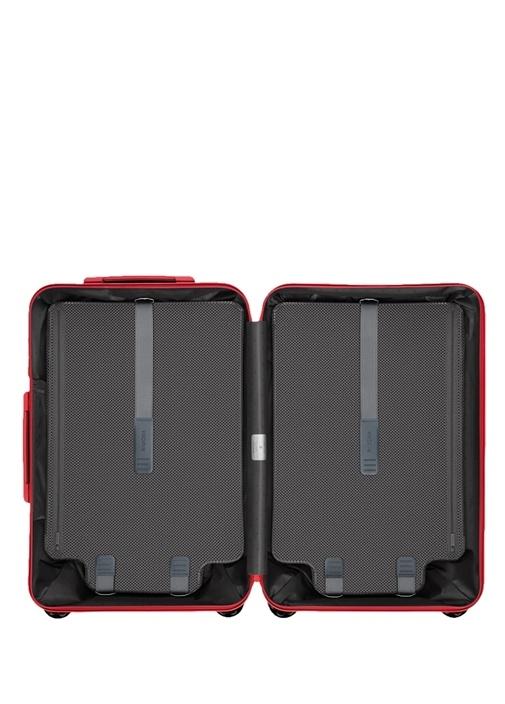 Essential Lite Check In Medium Kırmızı Bavul