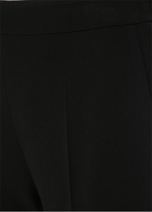 Julia Siyah Dar Paça Pantolon