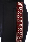 DG Logo Lacivert Bordo Bantlı Eşofman Altı