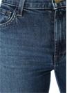 Jules Yüksek Bel Boru Paça Jean Pantolon