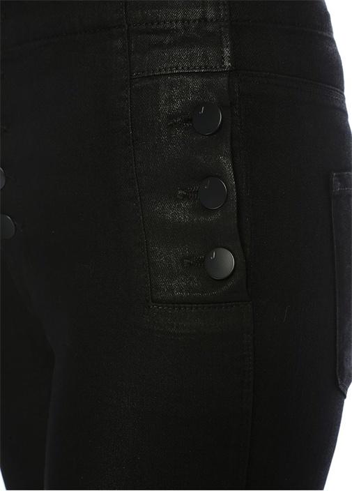 Natasha Siyah Yüksek Bel Skinny Jean Pantolon