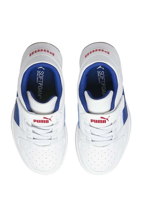 Rebound Lay Up Lo Beyaz Erkek Çocuk Sneaker