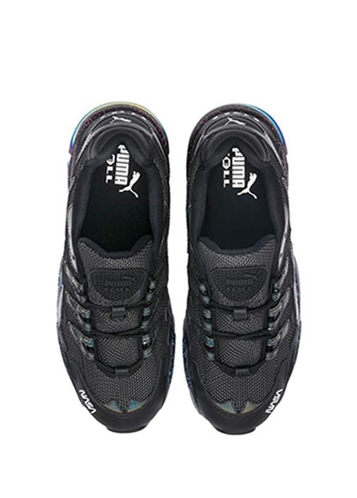 Cell Alien X Nasa Space Agency Siyah Kadın Sneaker