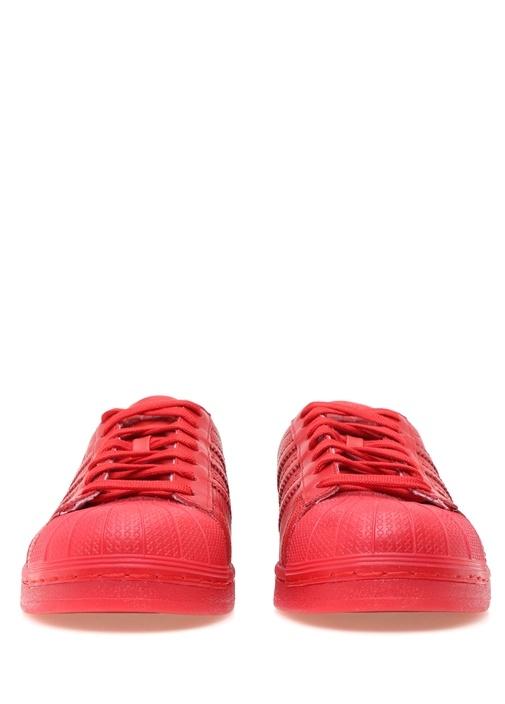 Superstar Adicolor Kırmızı Erkek Sneakers