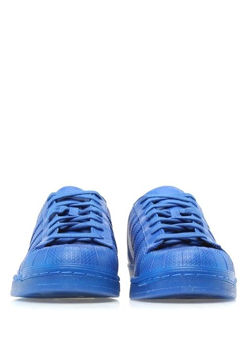 Superstar Adicolor Mavi Erkek Sneakers