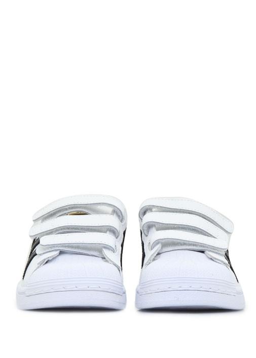 Superstar Foundation Cf C Beyaz Çocuk Sneaker