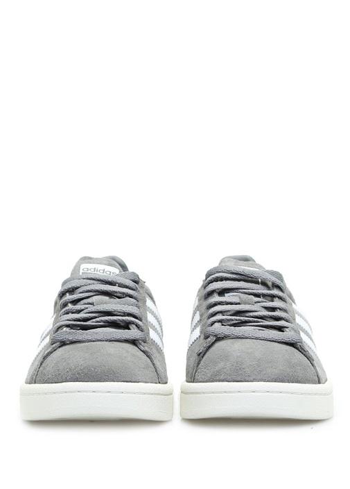Campus Gri Beyaz Kadın Sneaker