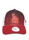 9Forty AF Kırmızı Beyaz Erkek Şapka