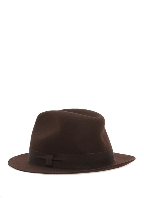 Kahverengi Yün Şapka