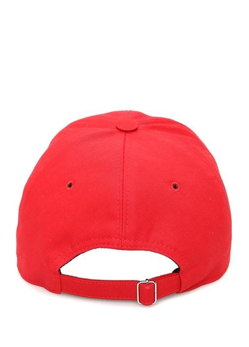 Valentino Garavani Kırmızı Logolu ErkekŞapka