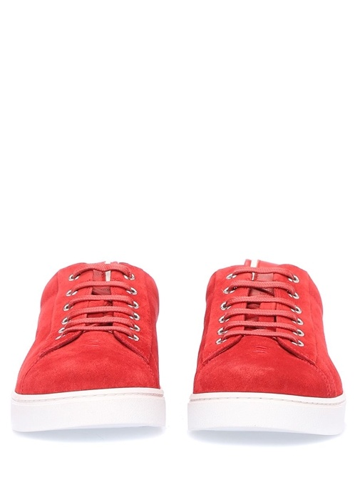 David Kırmızı Kadın Sneaker