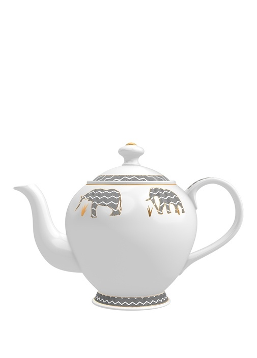 Amber Tea Pot 600 Gr Mum