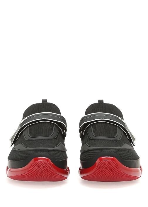 Cloudbust Siyah Kırmızı Erkek Sneaker