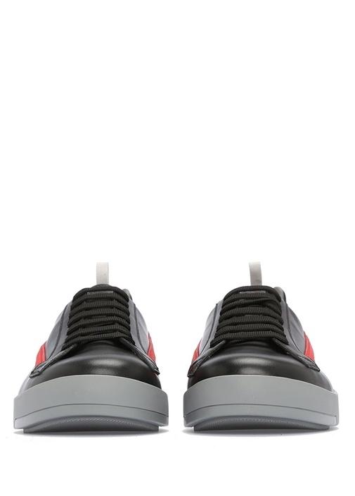 Prada Sport Siyah ERKEK  Siyah Deri Erkek Sneaker 367472 Beymen