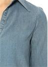 Beatles Eloise Mavi Jean Gömlek