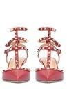 Kırmızı Topuklu Ayakkabı