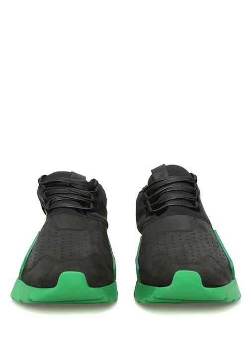 Ayero Siyah-Yeşil Erkek Sneaker