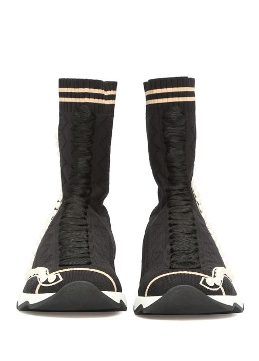 Rockoko Pearland Siyah Kadın Sneaker