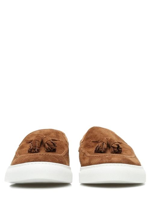 Paul Taba Deri Erkek Sneaker