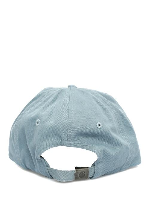 Madison Mavi Göz İşlemeli Erkek Şapka