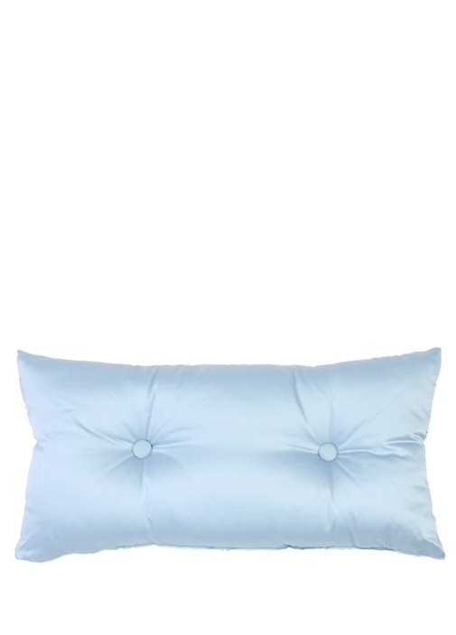 Düğmeli Dekoratif Yastık 30x60