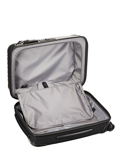 Gri 35 lt Erkek Bavul